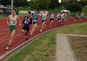Mengozzi, Shtypula e Scardovi nella prima serie dei 1500m al Cesena Meeting