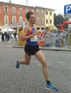 Vadym sta ritrovando la voglia di correre e vince una classica del podismo romagnolo