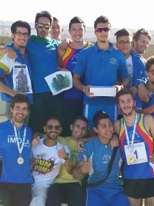 L'ATLETICA IMOLA è la squadra vincitrice del trofeo