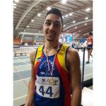 Parola ad Andrea Mazzanti dopo le medaglie ai Campionati regionali indoor