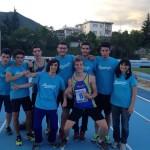 L'Istituto Alberghetti vince i campionati italiani su pista!
