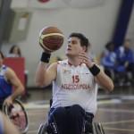 Basket Carrozzina: Sconfitta contenuta