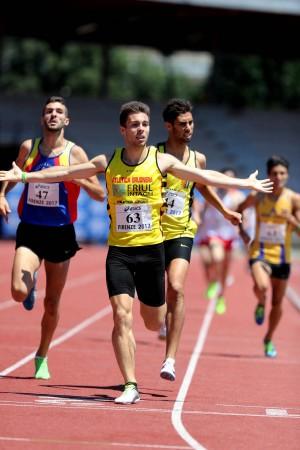 Firenze 11/06/2017 Firenze Campionati Italiani Juniores e Promesse - foto di Giancarlo Colombo/A.G.Giancarlo Colombo