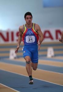 Ennesima medaglia per Lorenzo ai Campionati Italiani (foto Colombo /Fidal)
