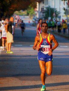 Gianluca Borghesi 28° alla maratona di New York