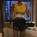 Gian Luca Borghesi protagonista alla NY City Marathon