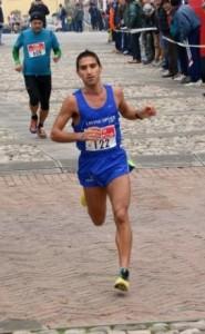 Borghesi vince la 39a Cheursa di Bech a Santarcangelo di Romagna