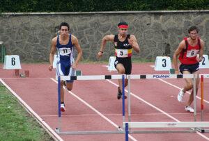 Luca Casadei 4° nei 110H ai Campionati Universitari