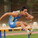 LUCA CASADEI campione regionale assoluto nei 110h