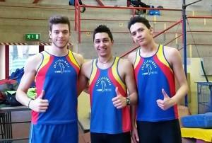 Cavini, Mazzanti e Lucas Alves protagonisti alle gare indoor di Modena