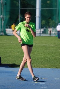 Marta Morara si migliora di 5 cm
