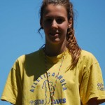 Salto in alto: a Faenza Marta Morara 1.63