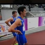 Europei U23: niente finale per la 4×100 con Bilotti