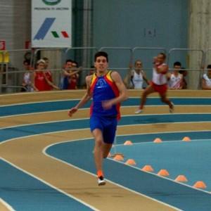 Enrico Ghilardini ottavo nei 400 piani