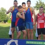 L'Atletica Imola vola ai Campionati di Società Allievi a Reggio Emilia