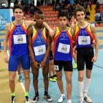 Conclusi i C.ti Italiani Allievi Indoor