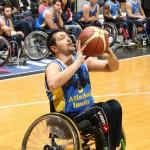 Basket Carrozzina: Vittoria sofferta