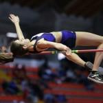 Secondo titolo italiano indoor Juniores consecutivo e nuovo personale per Marta Morara