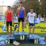 25 medaglie ai regionali Allievi Juniores Promesse