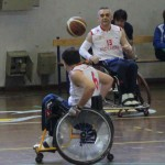 Basket Carrozzina: Imola 5a a metà campionato