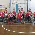 Basket Carrozzina: Imola seconda campionato serie B