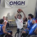 Basket Carrozzina: Sconfitta imprevista