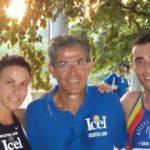 #atletaairaggix Alberto Brini, un gradino dopo l'altro