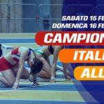 Gli Allievi imolesi ai Campionati Italiani indoor di categoria
