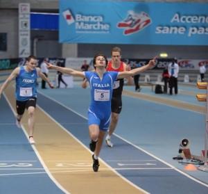 Francesco Conti convocato in nazionale per i campionati europei Juniores