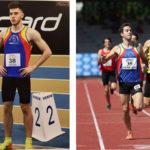 Gli «studenti» Conti e Cavini sugli scudi ai Campionati nazionali universitari