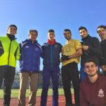 A Bologna l'allenatore dei velocisti Dario Pasi riceverà la Palma di Bronzo al Merito Tecnico