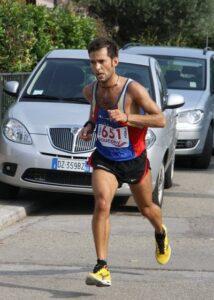 Diego Sportelli (foto d'archivio) 11° assoluto alla 30km della Maratona di Ravenna
