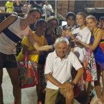 Trionfo alla 36° «Staffetta ad San Pir», doppio successo per le squadre allenate da Vittorio Ercolani