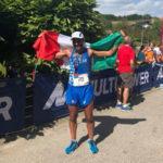 Francesco Lupo protagonista alla Maratona di Rimini