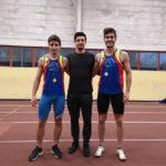 Rassegna regionale indoor 2019, a Modena «volano» Enrico Ghilardini e Gabriele Ravagli