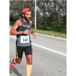 Successo per Francesco Lupo alla 100 km delle Alpi