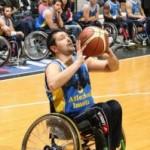 Basket Carrozzina: Poker di vittorie