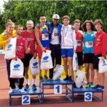 Andrea Mazzanti campione regionale nel decathlon