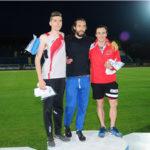 «Trofeo Titano», bronzo nei 200 per Alex Pagnini