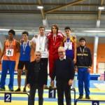 Lama Campione italiano Pentathlon Allievi! Brini è 4°