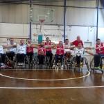 Basket Carrozzina: Bella vittoria
