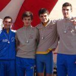 CDS di cross: l'Atletica Imola campione regionale di staffetta